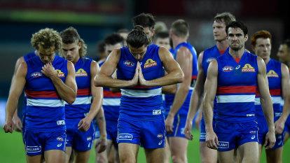 Bulldogs targeting small, pressure forward