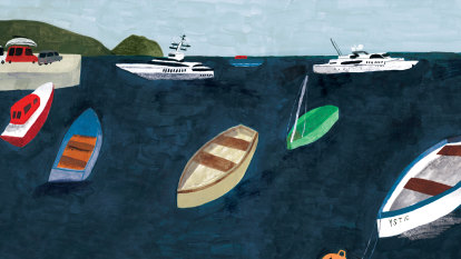 The boat that rocked: how do you give up on a midlife dream?
