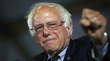 Bernie Sanders has shot to the top of the Democratic primary polls in crucial early states.