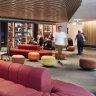 Colours define Australian Centre for the Moving Image refurbishment