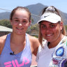 Barty inspiring Indigenous players as she heads to Wimbledon finals