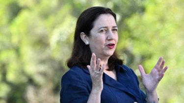 Queensland Premier Annastacia Palaszczuk has provided updated figures today.