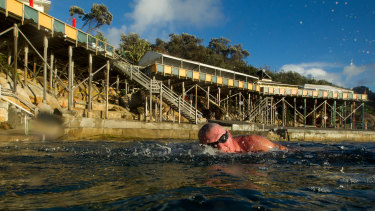 A review of Wylie's Baths in Coogee identified areas where management could be improved.