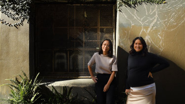 Blackbird Ventures analyst Tip Piumsomboon (left) and Blackbird Ventures partner Samantha Wong are moving to New Zealand to run the fund.