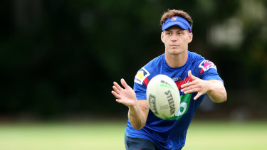 Newcastle will be without Kalyn Ponga through a week-long suspension.