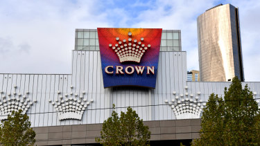 Crown has been rocked by revelations of how it did business in China.