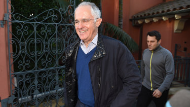 Malcolm Turnbull brought about his own downfall.