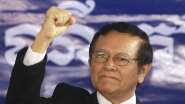 Cambodia's opposition leader Kem Sokha has been in jail for a year is suffering ill health.