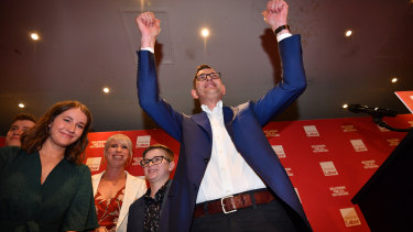What lessons can the Liberal Party learn from the Andrews government's thumping win on Saturday?