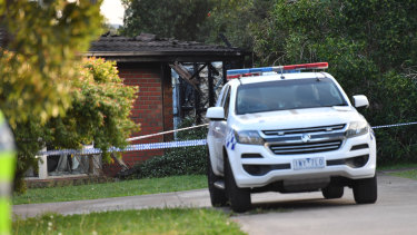 A body was found inside this Narre Warren home.