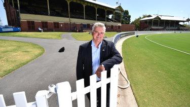 Cricket Victoria chief Andrew Ingleton.