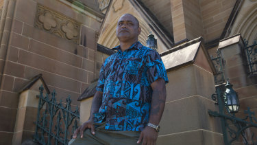 Moe Turaga was a victim of modern slavery on a farm in Australia and now fights to have it abolished.
