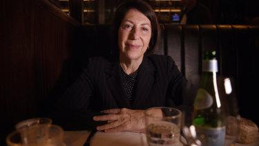 Melbourne University Publishing's former chief executive Louise Adler.