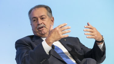 Former Dow Chemical boss Andrew Liveris has backed a mix of solutions to get Australia to net zero by 2050.