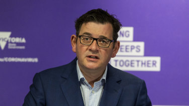 Victorian Premier Daniel Andrews has defended his Belt and Road agreement with China.