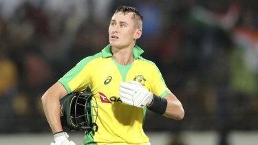 Star batsman Marnus Labuschagne will play his first series in South Africa, his country of birth.