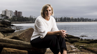 Former Winter Olympian Zali Steggall says Tony Abbott has worn out his welcome in Warringah.