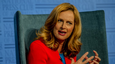 RedBalloon founder Naomi Simson is one of the mentors in the Mentor Walks program.