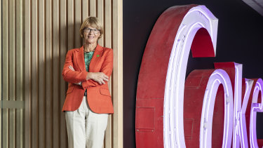 Coca-Cola Amatil boss Alison Watkins says the company's first quarter of 2020 has been marred by the Australian bushfires and the coronavirus pandemic.