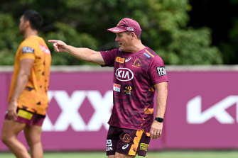 Broncos coach Kevin Walters has flagged major changes over the next few weeks.