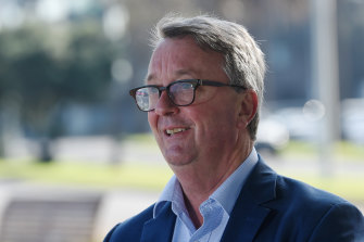 Victorian Health Minister Martin Foley said the government was growing increasingly concerned about the deepening coronavirus crisis in NSW.