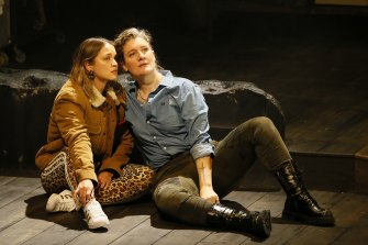 Melbourne Theatre Company's 2021 production of Cyrano only got three previews in before lockdown.