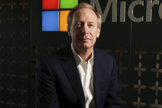"""We recognize the hardship that lost work can mean for hourly employees"": Microsoft President Brad Smith"