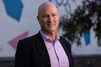 "Launch Housing CEO Bevan Warner has welcomed the package and now wants the the federal government to ""turbocharge the recovery with more social housing""."