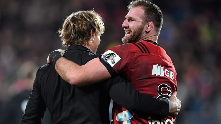 All Blacks captain Kieran Read is showing worrying form for the Wallabies.