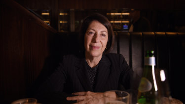 Melbourne University Publishing's former chief executive Louise Adler.