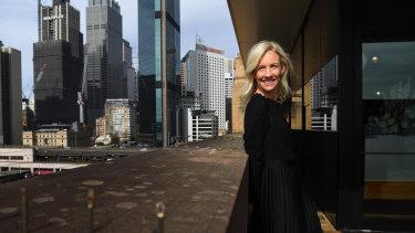 Kim Jackson, principal at Skip Capital, is the 2019 Veuve Clicquot Business Woman Award winner.