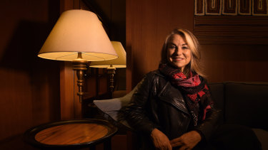 Psychotherapist and bestselling author Esther Perel thinks we expect too much from our partners.