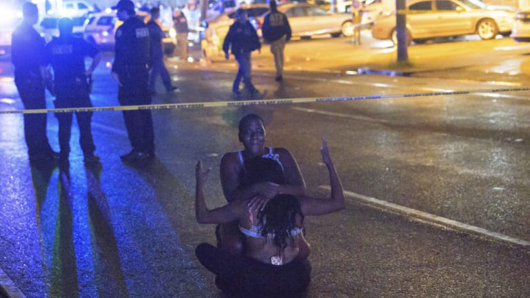 Multiple deaths after shooting outside New Orleans ...