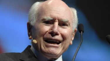 John Howard, after resisting an emissions trading scheme for a decade, took the policy to the 2007 election.