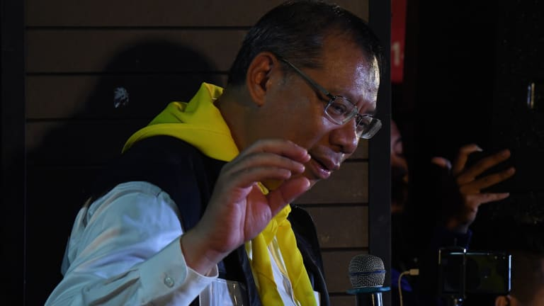 Chiang Rai Province Governor Narongsak Osatanakorn.