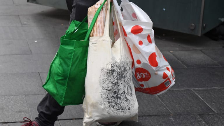 The National Retail Association has praised the drop in plastic waste and hopes smaller retailers will follow the example of the supermarkets.