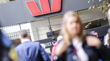Westpac's bottom line result was a $3.3 billion profit for the March half, 22 per cent less than last year.
