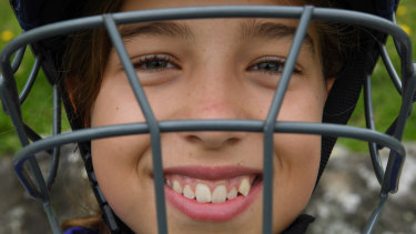 Team sports and outdoor activity helped boost confidence among girls and boys.