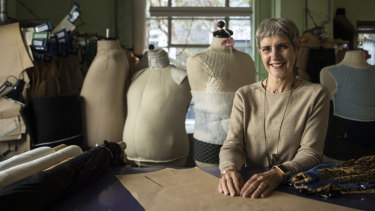 Lyn Heal, Opera Australia's costume lady, is retiring after 24 years