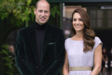 The Duke of Cambridge and the Duchess of Cambridge attend the Earthshot Prize 2021 at Alexandra Palace.