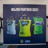 'Great memories': Raiders back with Canberra Milk as 2021 major sponsor