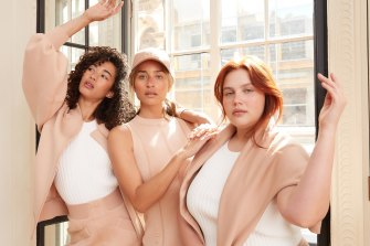 Aje Athletica is preparing to open 11 stores before 2022, with their first full collection on sale on Wednesday.
