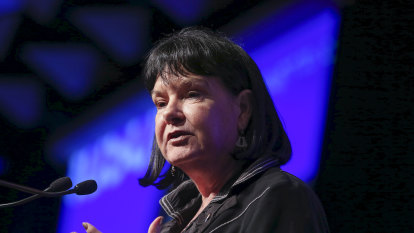 'There are no jobs on a dead planet', Sharan Burrow tells Biden's summit