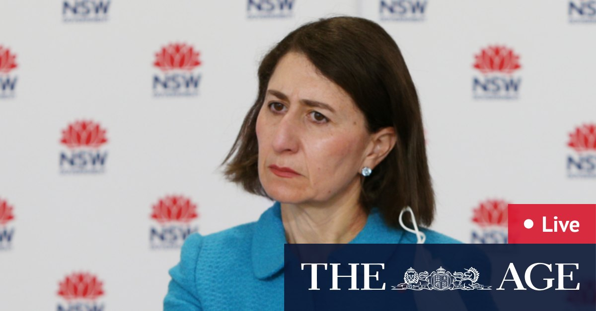 Australia news LIVE: NSW records 145 new local COVID-19 cases; Victoria lockdown likely to lift as state records 11 cases