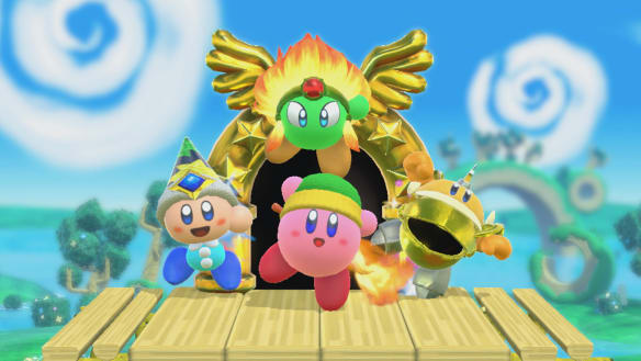 Kirby Star Allies review: Nintendo's pink puffball returns, with friends