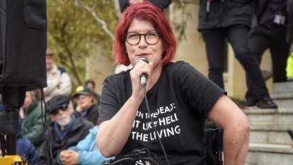 'And nobody said, why do you want to die?': Disability advocate slams WA euthanasia bill