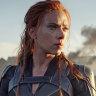 Scarlett Johansson is good in new Marvel blockbuster but the film underwhelms