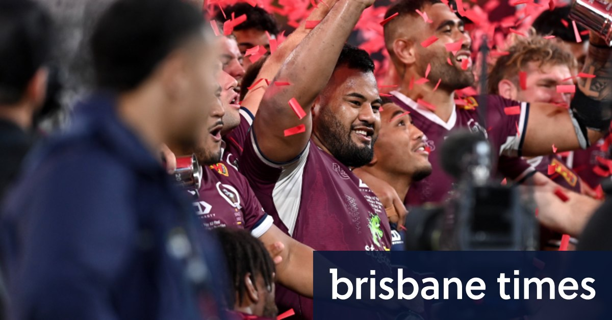 God-like Tongan Thor won this title for Queensland
