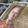 Prince Philip's death generates more than 2000 Australian news items