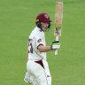 Queensland grab 1st innings lead against WA in Shield